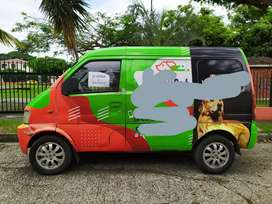 Vendo furgoneta de opirtunidad
