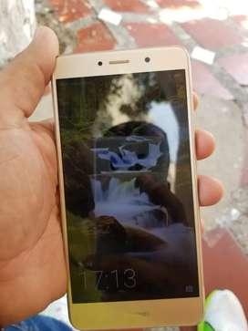 Celular Huawei Y7 prime metal
