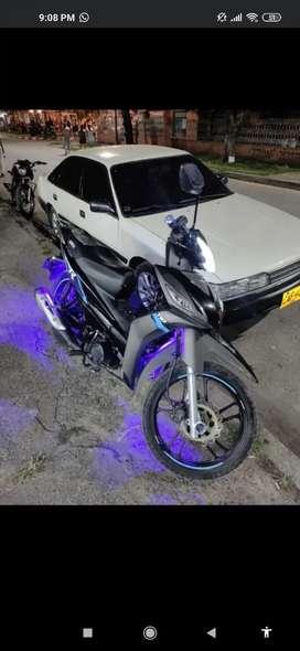 Moto victori advance R 110 - 2021