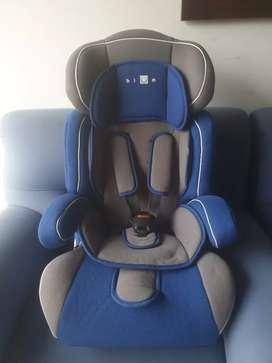 Silla para llevar en el automóvil a tu bebé Bium