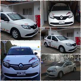 Se vende Renault Logan 2017 Full equipo Servicio Publico Intermunicipal
