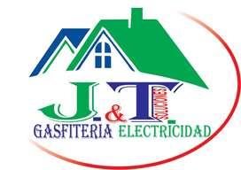 GASFITERO ELECTRICISTA,THERMAS,TANQUES,ELECTROBOMBAS,INTERCOMUNICADORES,HIDRONEUMATICOS URGENCIAS