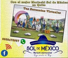 Mariachis en Quito para cumpleaños aquí