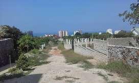 Oportunidad, Venta Lote terreno 200,Mt2, Santa Marta-Magdalena-Colombia, a 5 minutos de playa Zuana y Vista al mar.
