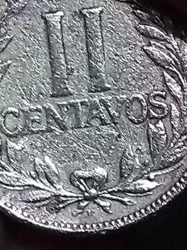 Moneda 2 centavos de colombia 1952 ceca R   bj