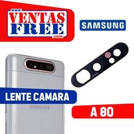 LENTE CAMARA SAMSUNG A80