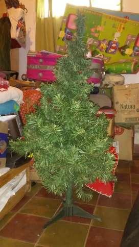 Vendo árbol de navidad un solo uso