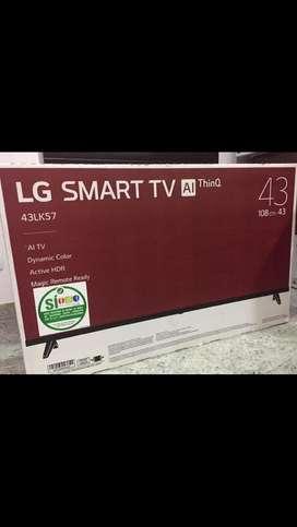 """Tv smart lg 43"""" nuevo"""