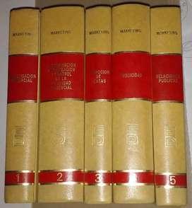 COLECCIÓN LIBROS DE MARKETING ED. DEUSTO 1977