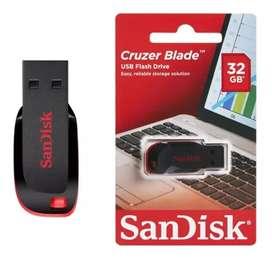 Pendrive SanDisk Cruze Blade