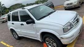 Vendo Chevrolet Gran Vitara negociable
