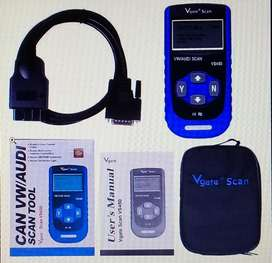 Obdii Vag Code Reader Diagnostic Scanner para AudiVw