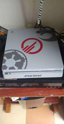 Play 4 edición Star wars