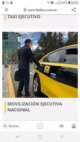 CONDUCTOR PROFESIONAL PARA TAXI EJECUTIVO LEGAL