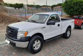 Vendo potente Ford F150 4X4 - 2010 - cabina simple