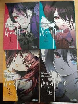 Another -Manga original colección completa