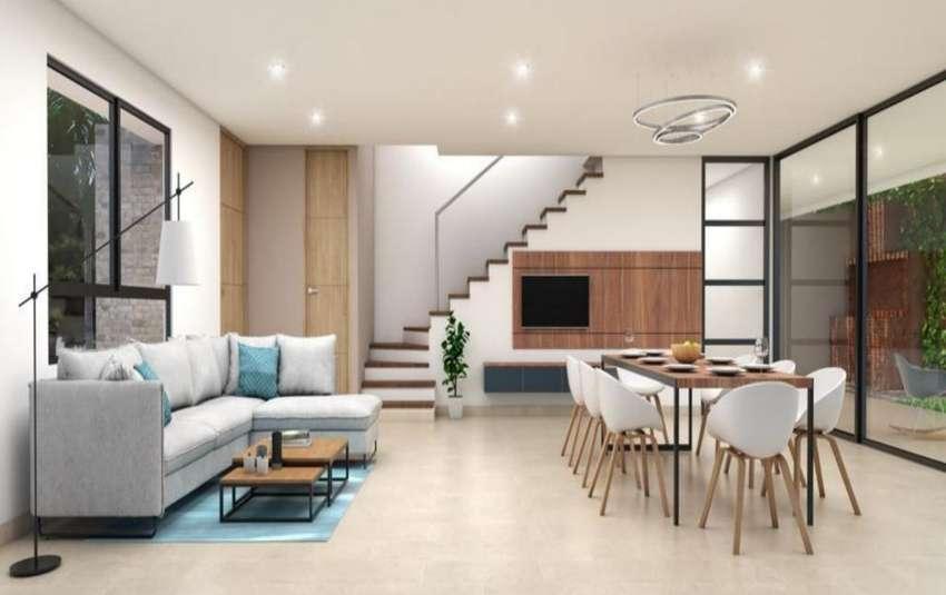 Proyecto - Casas Conjunto Residencial 0