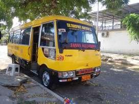 Vendo dos buses con derechos y acciones