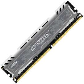 2 MEMORIAS RAM BALLISTIX SPORT POR EL PRECIO DE 1