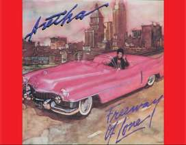 FREEWAY OF LOVE by ARETHA FRANKLIN single EP 12 pulgadas acetatos vinilos discos para tornamesas Djs - only vinyl