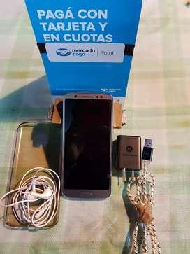 Vendo Motorola Moto G6 Impecable Con Accesorios  Libre