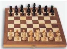 Doy clases de ajedrez
