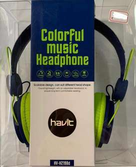 Audifonos de color  havic