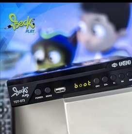 TDT, televisión digital para todos