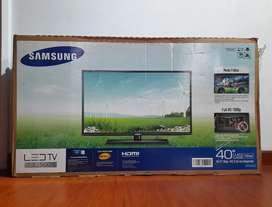 """Tv Led Samsung 40"""" para Repuestos"""