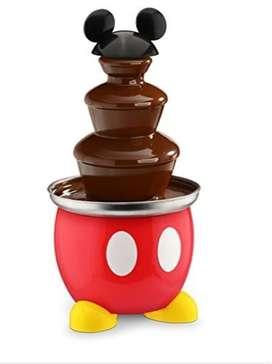 Fuente De Chocolate Disney Dcm-50 Mickey Mouse