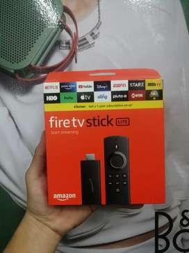 Fire tv stick Lite Start streaming Amazon
