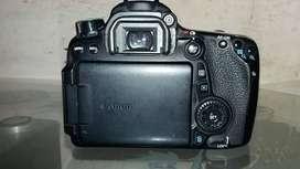 Canon 70D para repara o repuestos (negociable)