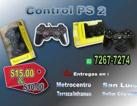 Controles de Play Station