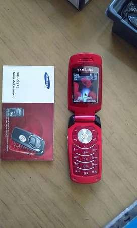 Celular Samsung Sgh.x576