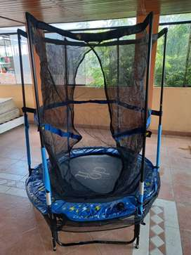Set Trampolin Infantil - Marca DO IT