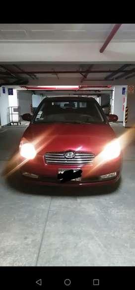 Hyundai Accent GLS año 2009