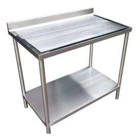 mesas de trabajo acero inoxidable