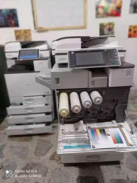 Fotocopiadora Ricoh mpc 306