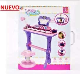 Piano niña