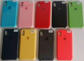Estuche Silicon Case Para iPhone Xs (5,8 )