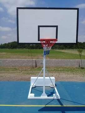 Jirafa de basquet
