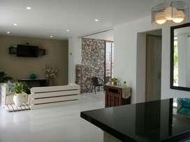 Arriendo Casa Santa Marta, vacacional, Bello horizonte, Playa Dormida,
