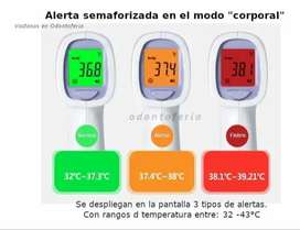 Termómetro Digital Infrarrojo Hetaida FDA