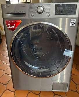 Lavadora - Secadora - LG