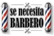 Se necesita barbero hombre