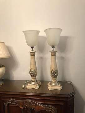 Lampade de ceramica  2 unidades