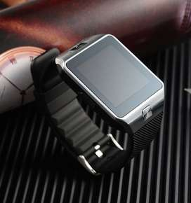 smartwatch dz09,con camara y micro sd.