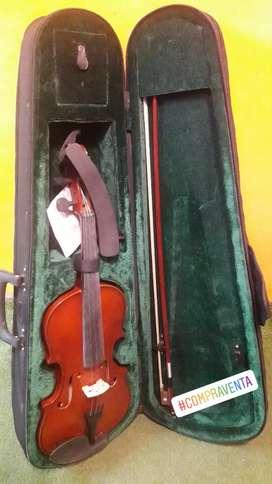 Violin soprano