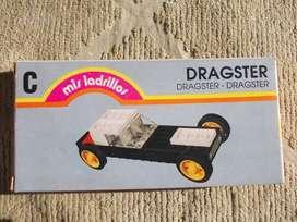 Mis Ladrillos C - Vintage Colección - Dragster C - Ladrillitos