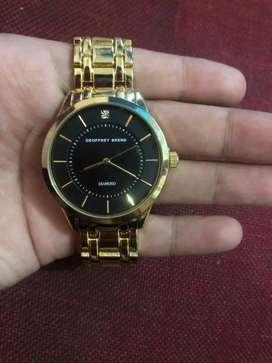 Relojes Geoffrey beene (negociable)